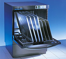 winterhalter gs315 single phase commercial dishwasher